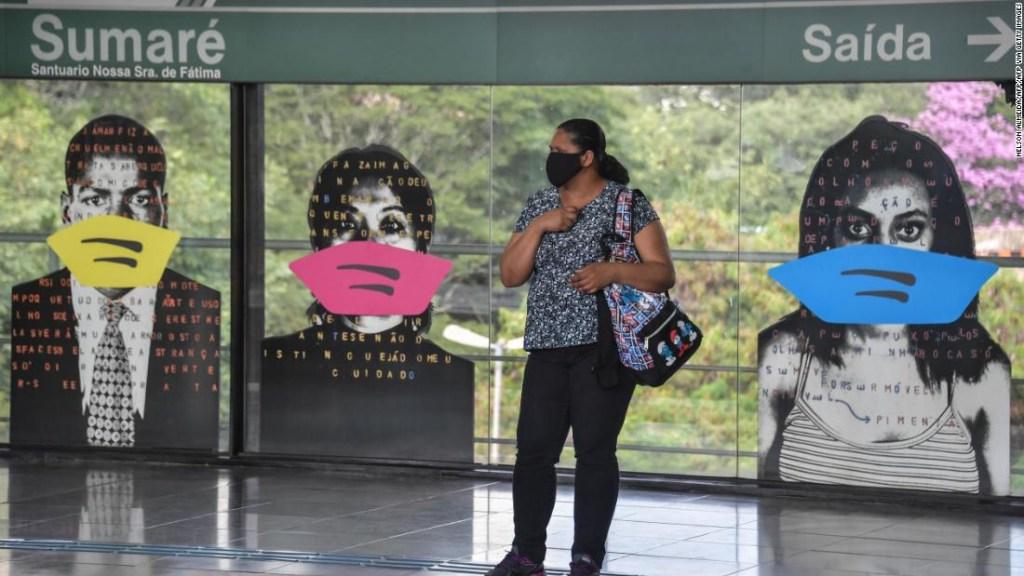 Nos dirigimos hacia un futuro sin rostro a medida que las máscaras se convierten en la norma. Esa es una gran preocupación de seguridad, dicen los expertos