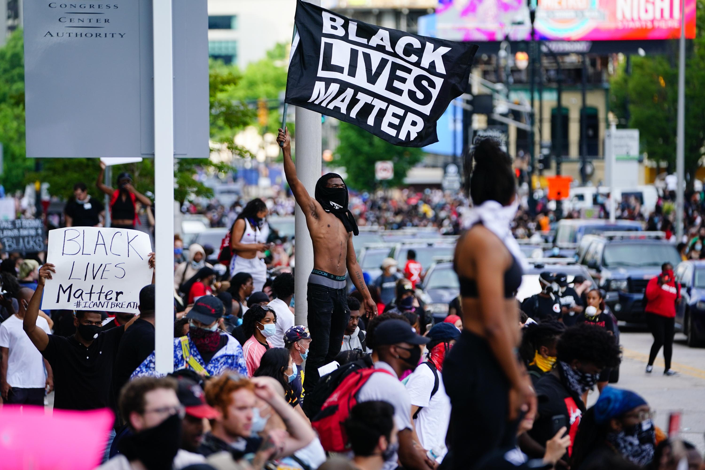 George Floyd - Atlanta - protestas