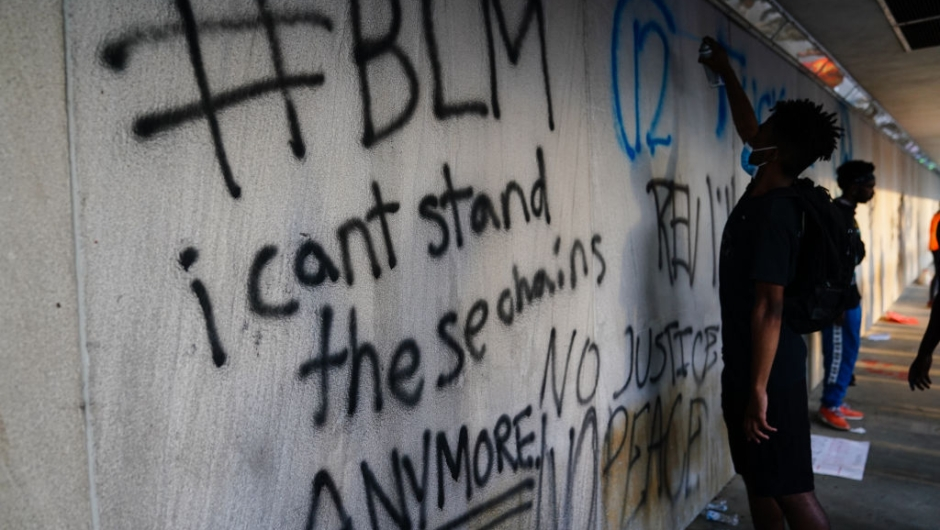Atlanta - George Floyd - protestas - CNN