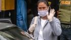 Revocan prisión preventiva contra Keiko Fujimori y sale de la cárcel