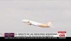 El impacto del covid-19 en las aerolíneas argentinas
