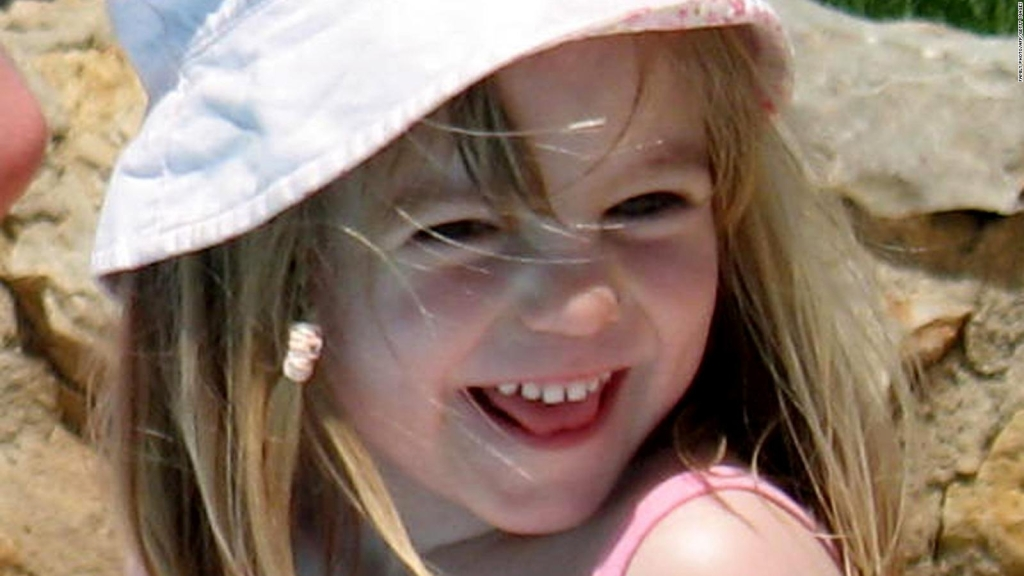 Vinculan otro caso con desaparición de Madeleine McCann