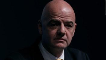 """FIFA: """"Basta de racismo, basta de violencia"""""""