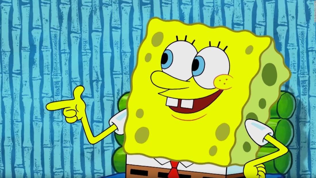Nickelodeon celebra el mes del orgullo gay con ayuda de Bob Esponja