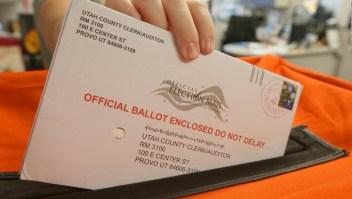 ¿Votarías por correo por temor a la pandemia?