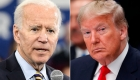 Cae calificación de Trump y Biden aumenta ventaja