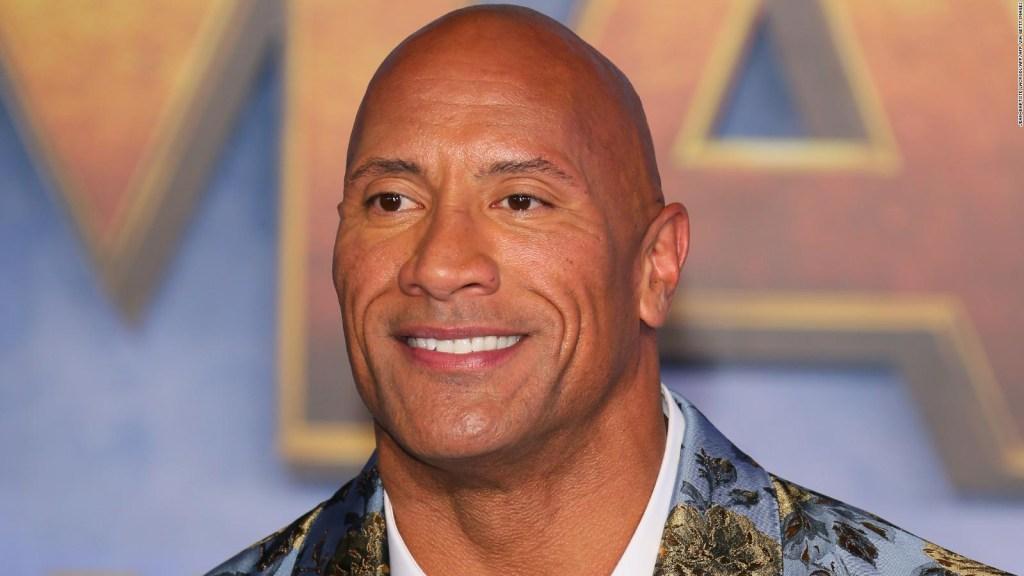 """""""The Rock"""" Johnson critica a Donald Trump"""