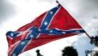 La bandera confederada, prohibida en la Marina de EE.UU.