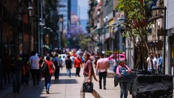 México registra 12 millones de desempleados en abril