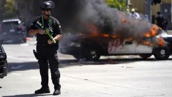 "Rafael Cox: ""Trump provoca a los manifestantes"""