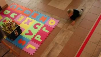 Lituania celebra en línea una carrera de bebés