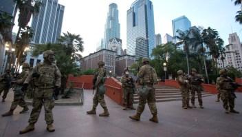 La Guardia Nacional responde al gobernador, no al presidente