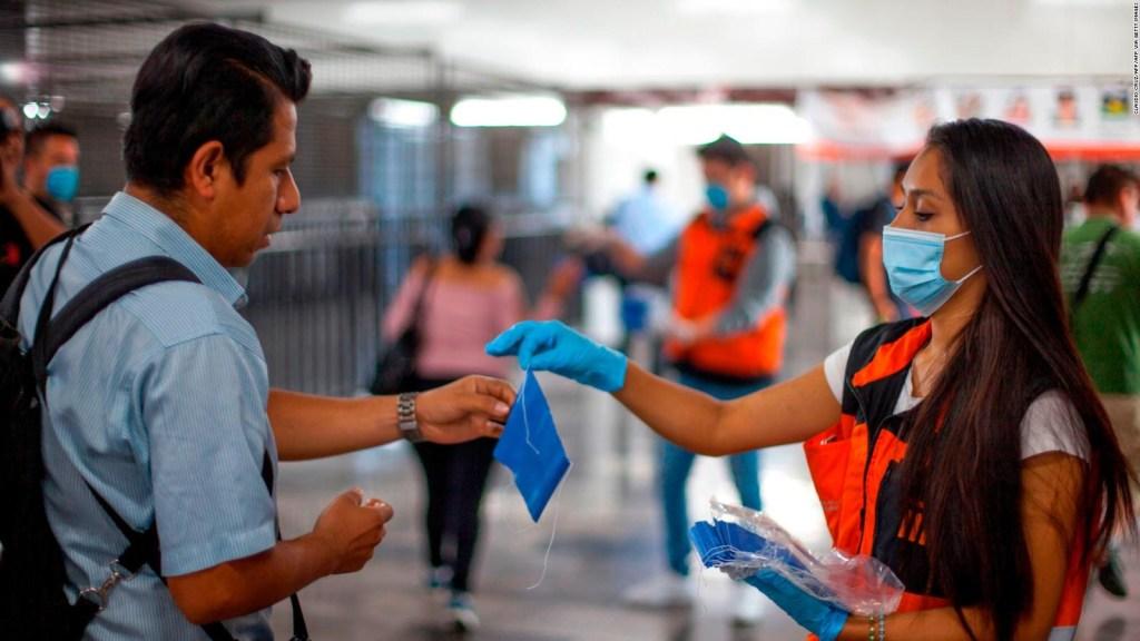 Las actividades esenciales se reactivan en México