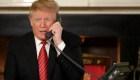 """Trump le dice """"débiles"""" a los gobernadores por manejo de protestas"""