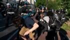"""Pietro Ameglio: """"Protestas en EE.UU. son más una lucha social que solidaridad"""""""