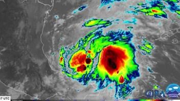 Se forma tormenta tropical Cristobal en Golfo de México