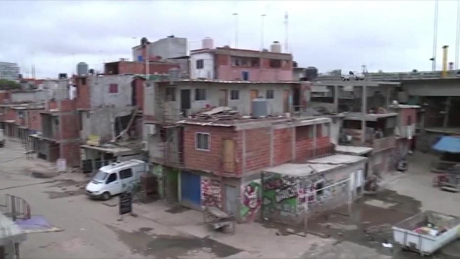 Barrios populares, grandes focos de covid-19 en Argentina