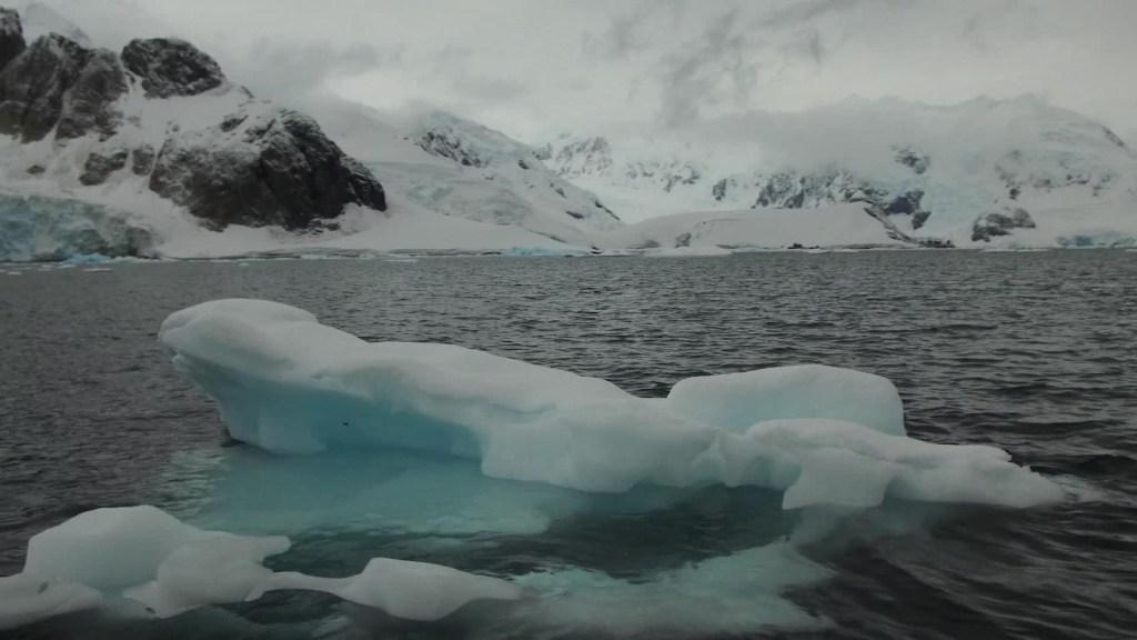 La Antártida tiene el aire más limpio del mundo