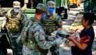 El rol de las Fuerzas Armadas en la pandemia