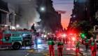 Fuertes explosiones dejan 2 muertos en zona comercial de Buenos Aires