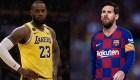 Messi, LeBron James y otros deportistas se unen contra el racismo