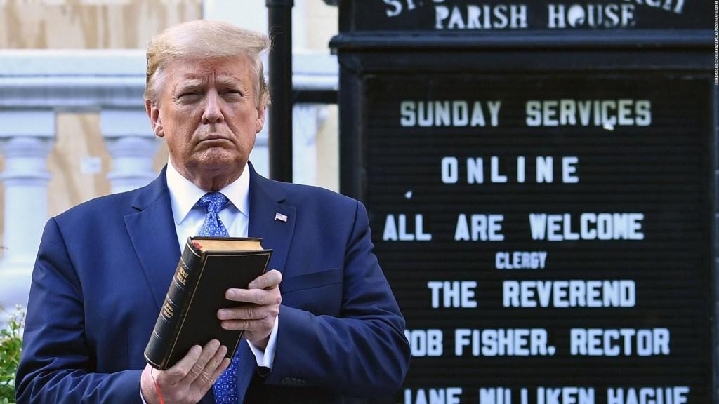 Robert Valencia: La impresión de que Trump tiene toda la autoridad no es real
