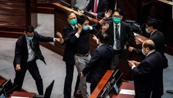 ¿De qué se trata la polémica ley del himno de Hong Kong?