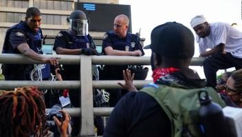 Atlanta cumple 7 días movilizada contra el racismo
