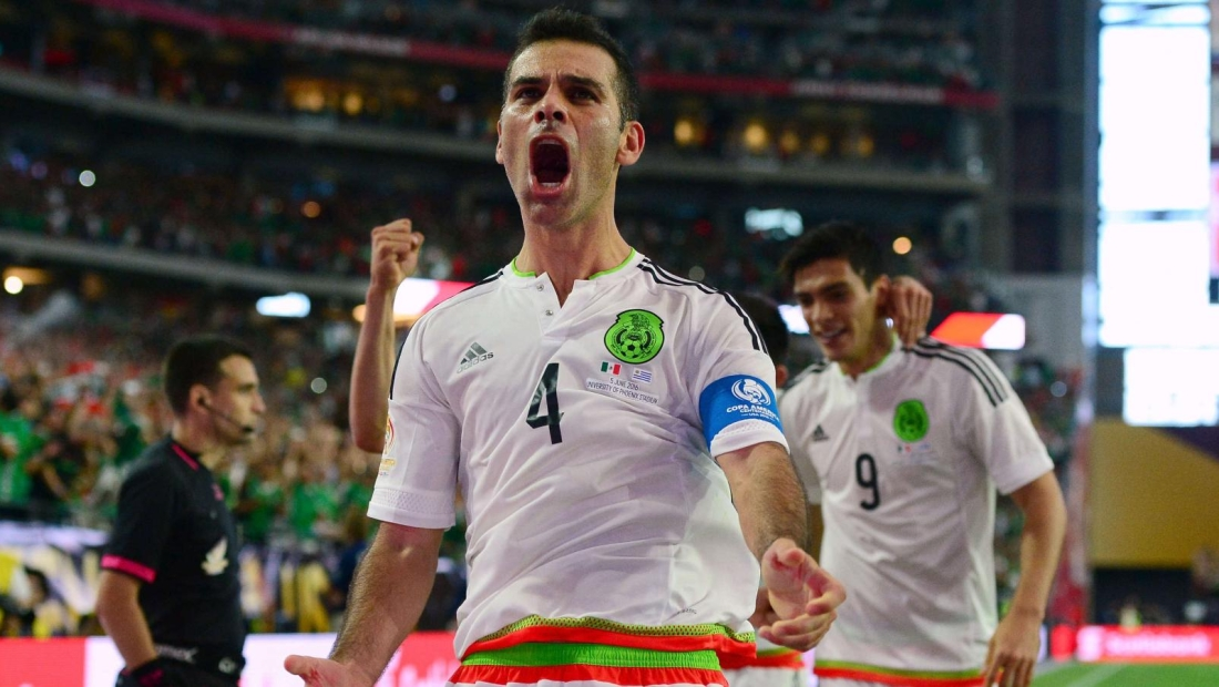¿Vuelve México a jugar la Copa América?