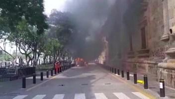 Caso Giovanni: destrozos en protesta por justicia