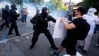 57 policías renuncian por la suspensión de dos agentes en Buffalo, Nueva York