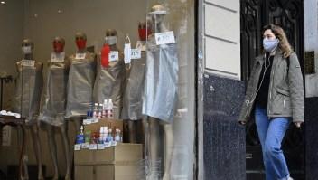 Reabren los locales de ventade ropa en Buenos Aires