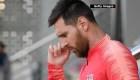 Messi podria perderse el regreso de La Liga en España