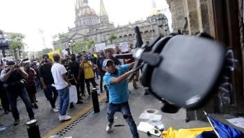 México: tres detenidos por la muerte de Giovanni López