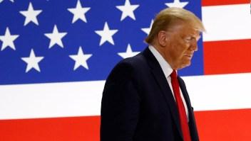 Trump sobre Antifa y las protestas por George Floyd
