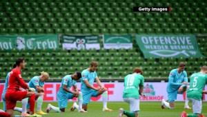 Bundesliga: más manifestaciones contra el racismo