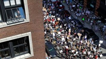 Brasil: protestas antirracismo en Río de Janeiro y Sao Paulo