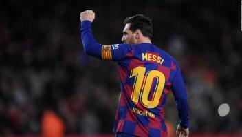 Histórico: Messi anota el gol 700 en su carrera