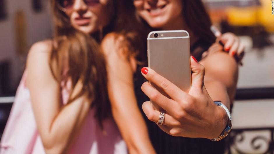 Apple - patente - selfies grupales