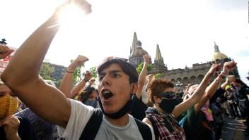 El gobierno de Jalisco quiere terminar la tensión social