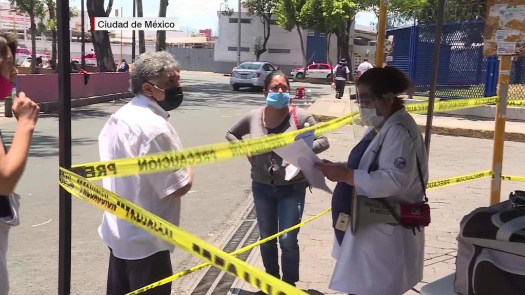 Todo México está en máximo riesgo de contagios de covid-19
