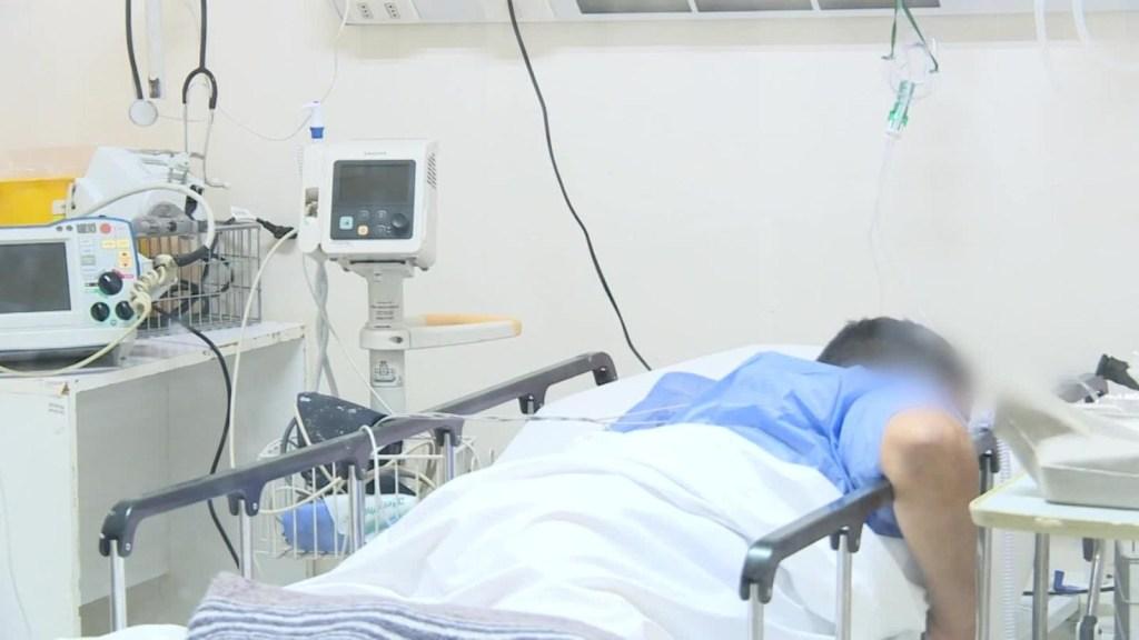 CNN ingresó a hospital congestionado por covid-19 en Chile