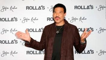 Lionel Richie llega al cine junto a Disney