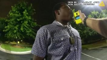 rayshard brooks alcoholimetro atlanta policias