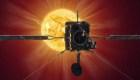 Orbiter tuvo su primer encuentro cerca del sol