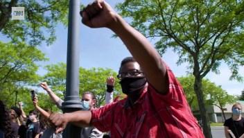 ¿Por qué antifa protesta contra la policía?