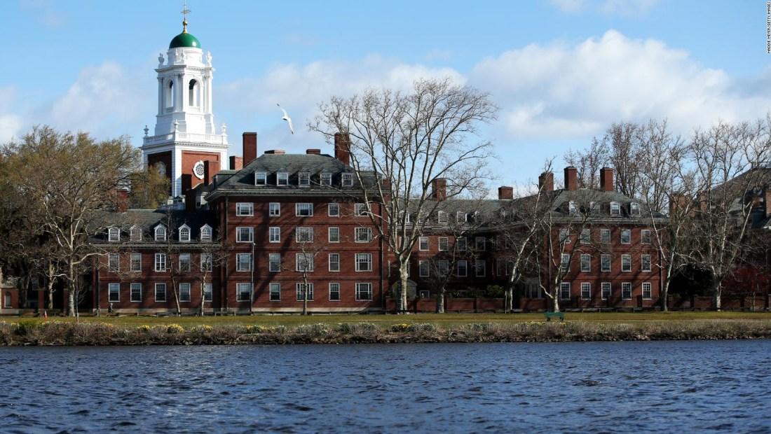 Por qué ahora es más fácil ser admitido en Harvard