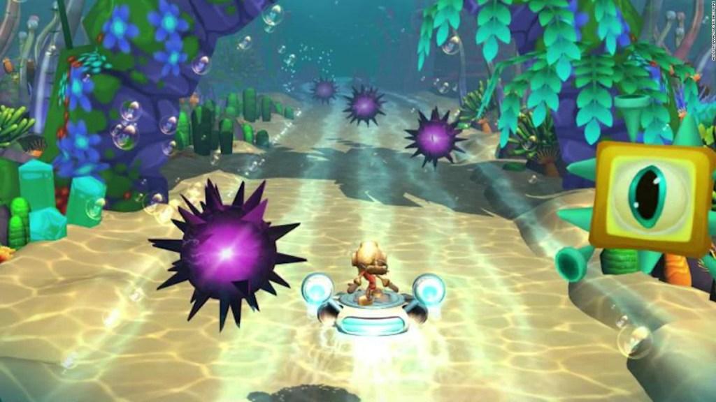 EE.UU. aprueba videojuego EndeavorRX como terapia infantil