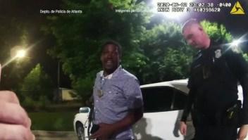 Así avanza el caso Rayshard Brooks en Atlanta
