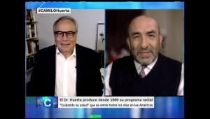 El Dr. Elmer Huerta habla de su experiencia con la radio